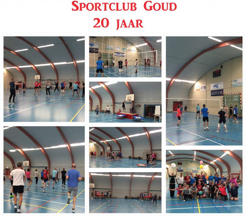 Sportclub GOUD 21-05-2016